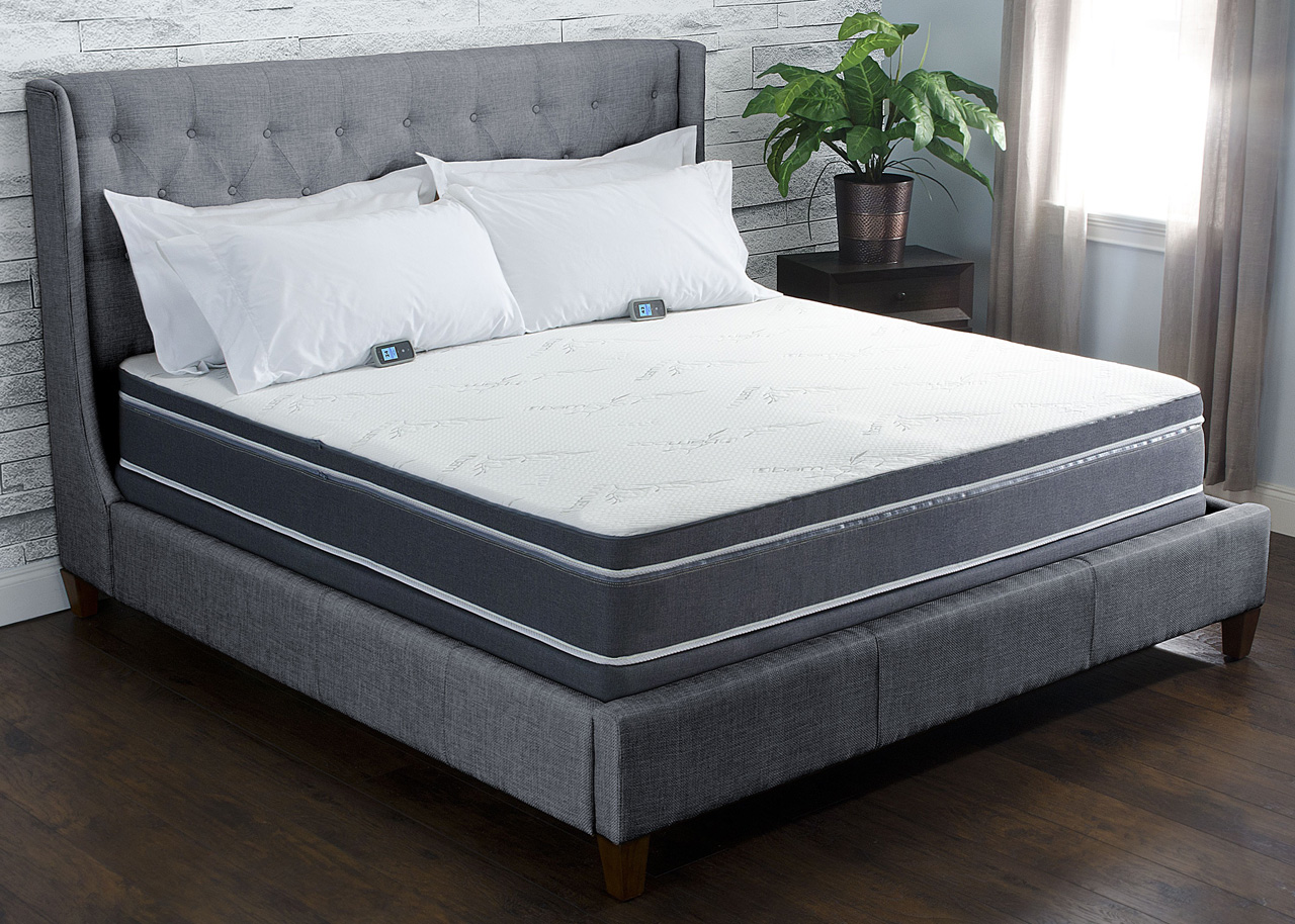 Sleep Number M6 Bed Compared To Personal Comfort H10