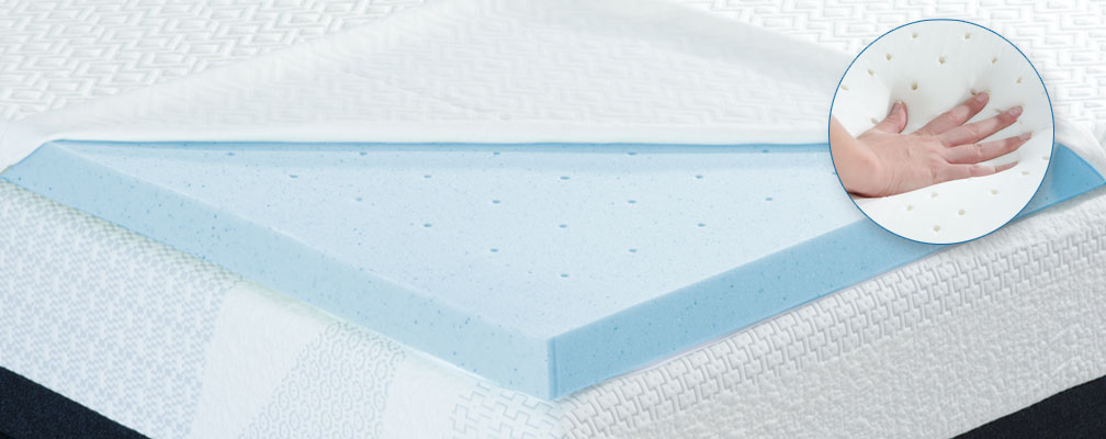 Memory Foam Mattress Toppers Fast Free Shipping
