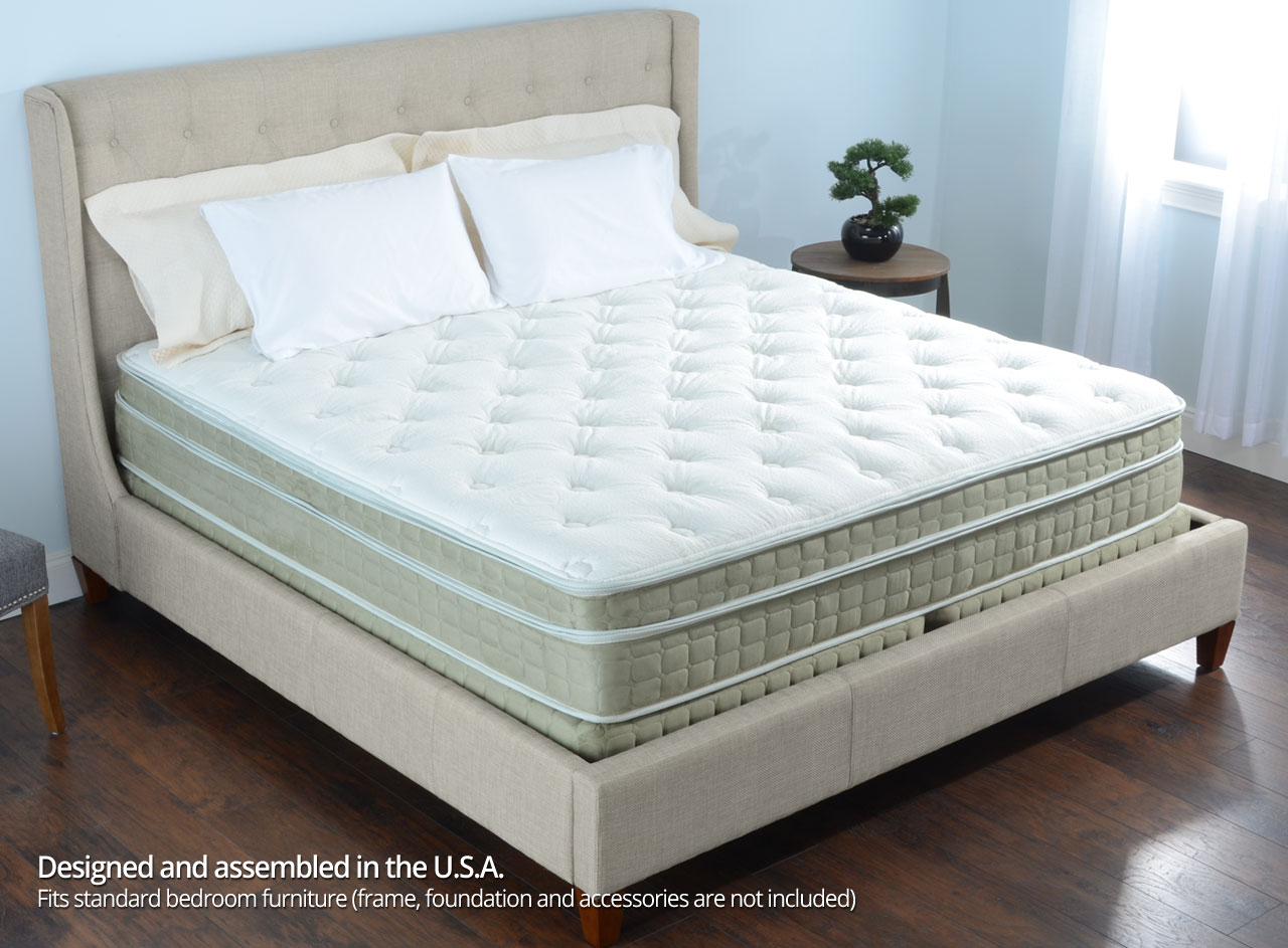 Sleep number i8 bed vs personal comfort a8 bed for Sleep by number mattress