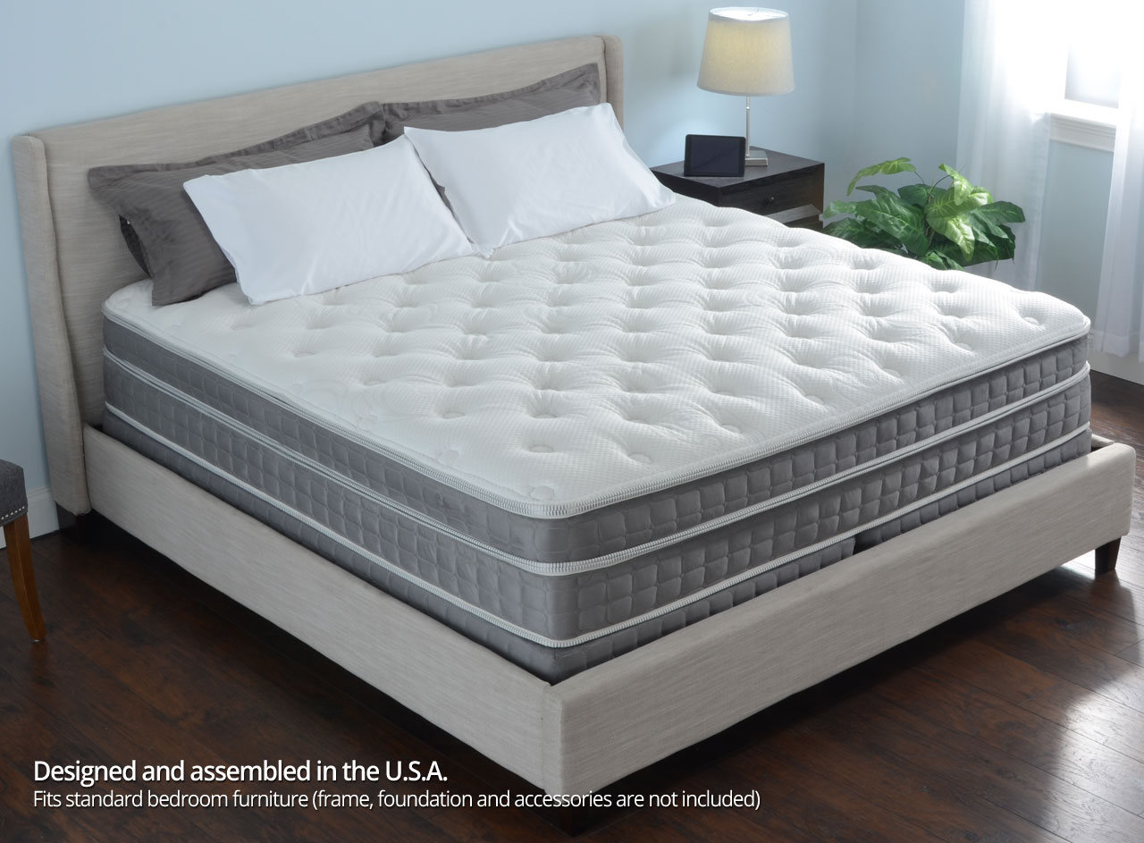 Sleep number i10 bed vs personal comfort bed a10 for Sleep by number mattress