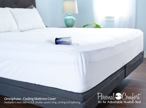 Cooling Mattress Protector with Omni Phase™