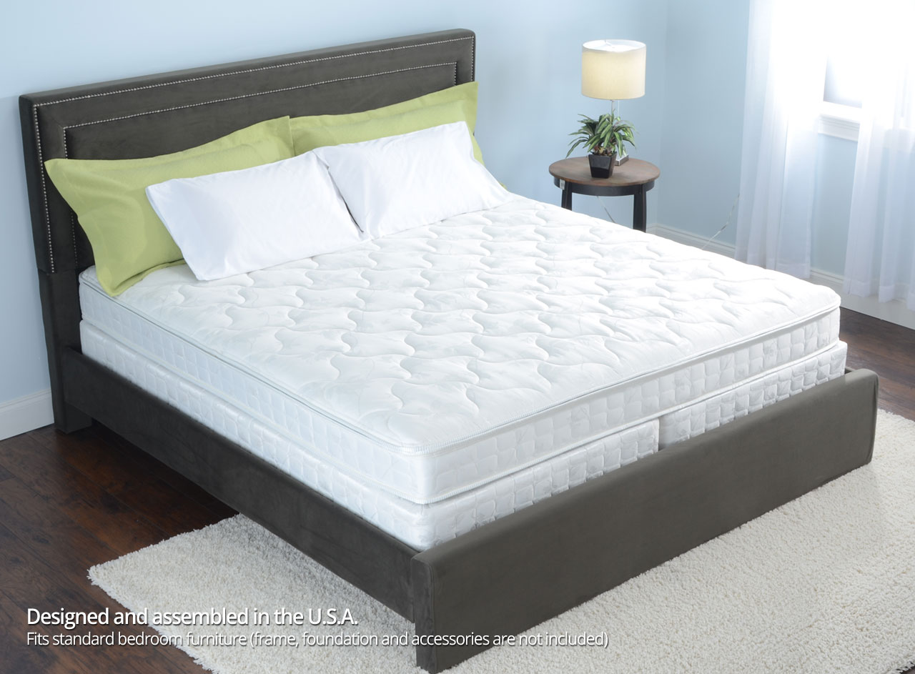 Sleep number bed 28 images 12 quot personal comfort a6 for Sleep by number mattress