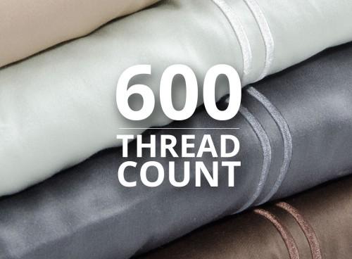 600 TC Egyptian Cotton Sheet Set