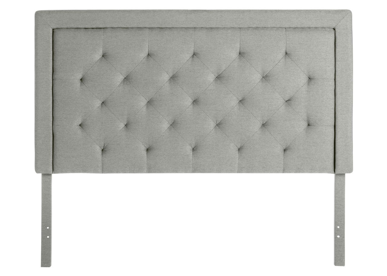 diamond color crystal lightbox with tufting headboard buttons co product collection faux white andenne