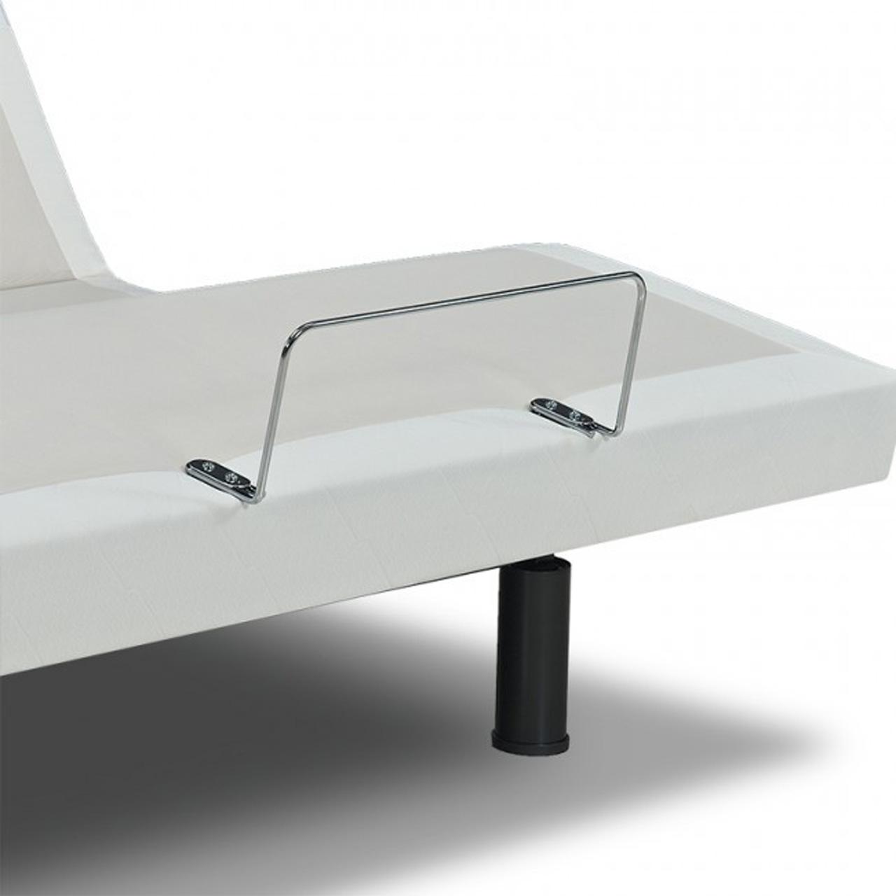 Adjustable Bed Mattress Retainer Pro Sealy Reflexion Reverie 8q Adjustable Base Reverie