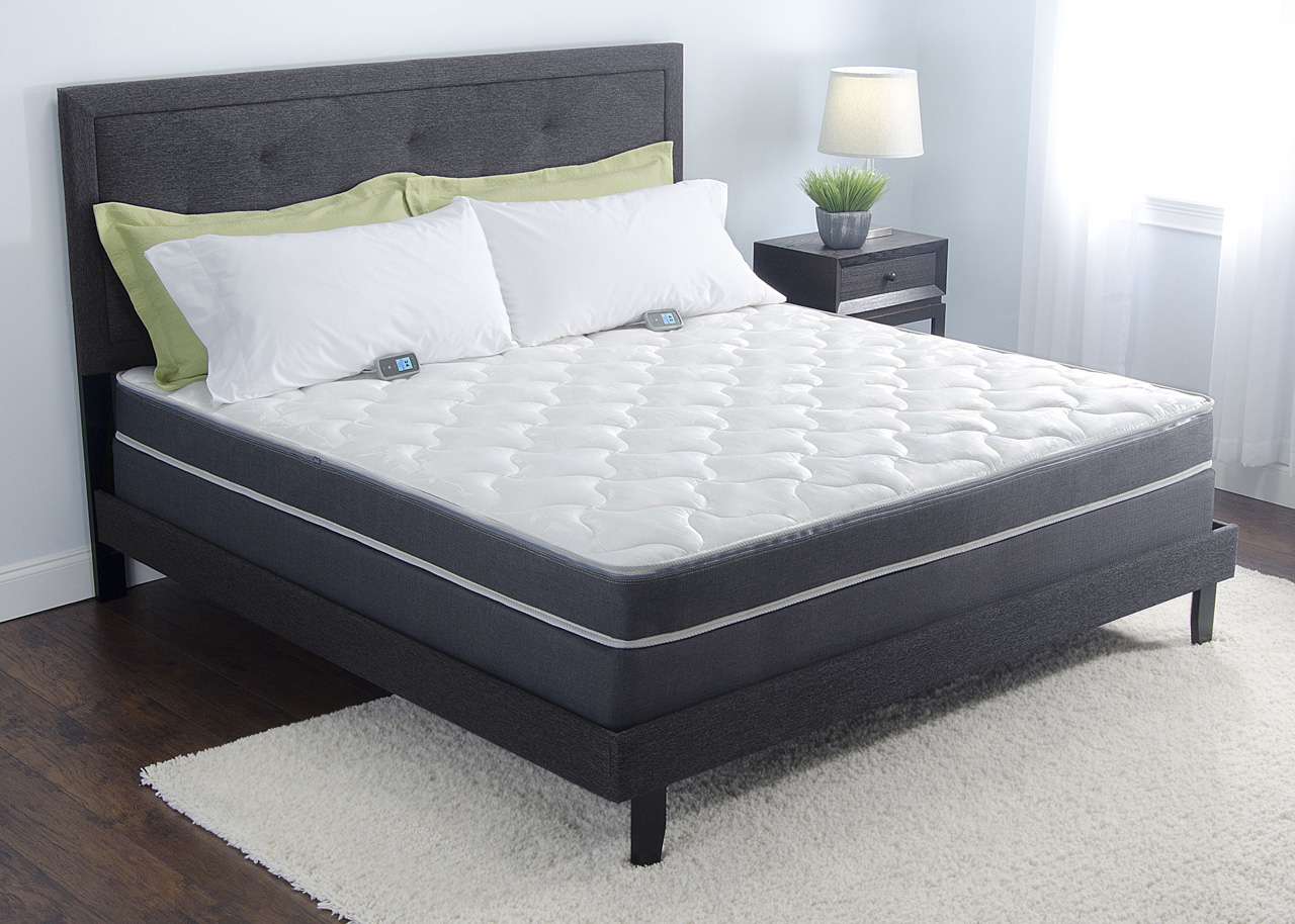 Sleep number c2 bed compared to personal comfort a2 number bed for Sleep by number mattress