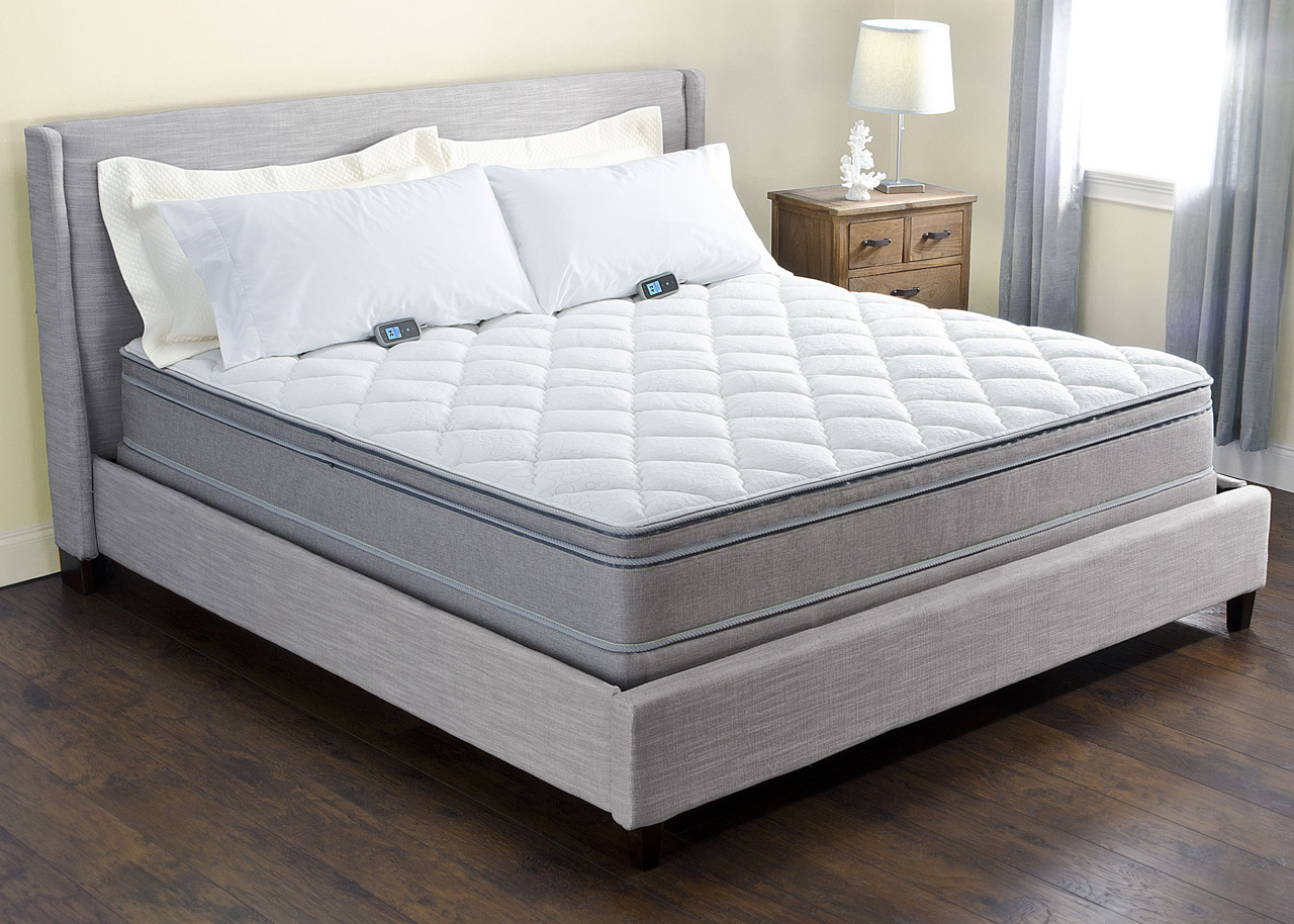 Sleep number p5 bed compared to personal comfort a5 number bed for Sleep by number mattress